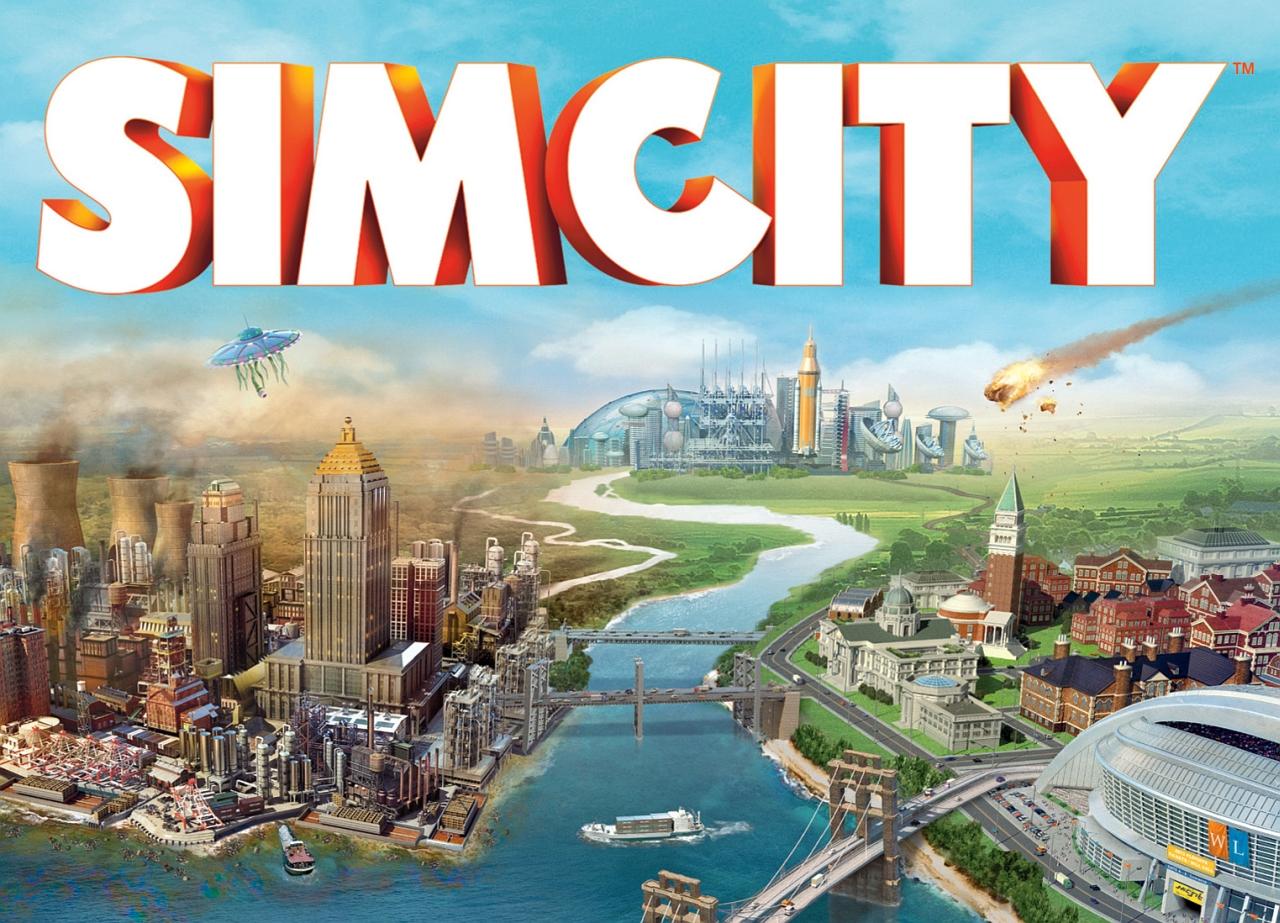 simcity 2013 deneme