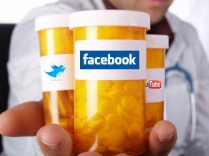 sosyal medya sağlık sektörü