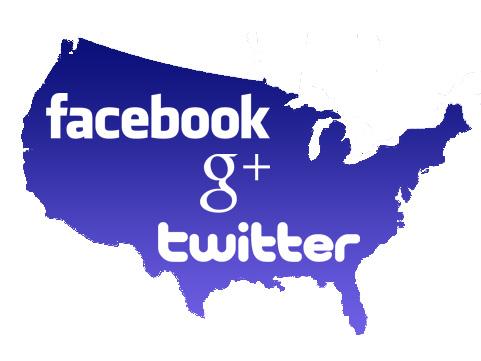 social media america d