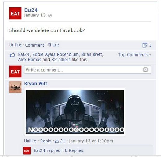 facebook algoritma eat24