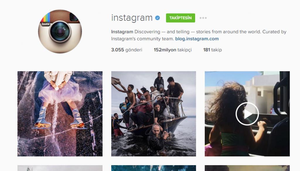 düzenli içerik instagram